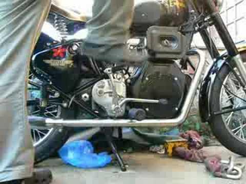 1971 Enfield Bullet Diesel