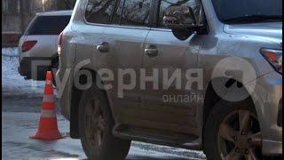 Под колеса внедорожника попала хабаровская школьница.  MestoproTV