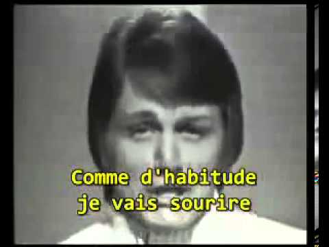 Comme d'habitude Claude François