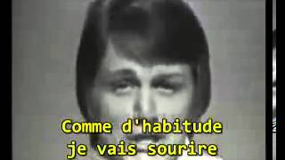 vuclip Comme d'habitude Claude François