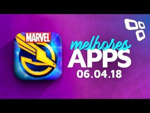 Melhores Apps da Semana para Android e iOS (06/04/2018) - TecMundo