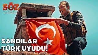 Keşanlı Türk Bayrağını Astı! - Gündoğdu Marşı | Söz 9. Bölüm