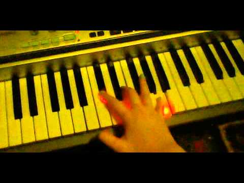 Florence And The Machine Never Let Me Go Piano Tutorial Easy