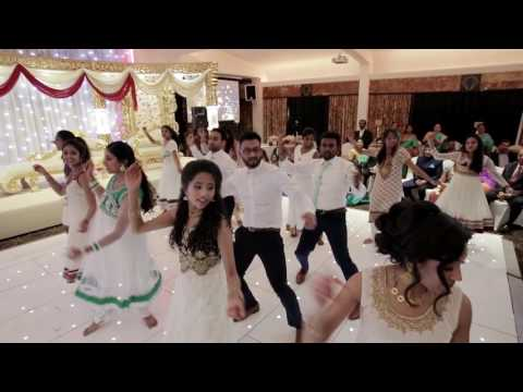 Tamil Wedding Dance Performances Part 2 -  Jay and Nish's We