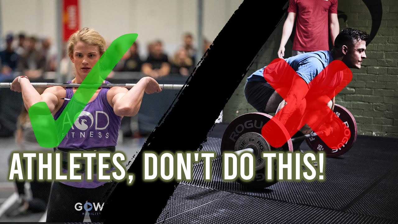 BAD TRAINING HABITS (& HOW TO FIX THEM!)