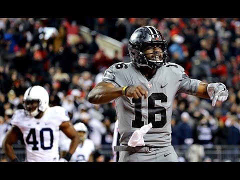 A Game to Remember: Ohio State vs. Penn State
