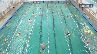 Учить детей синхронному плаванию в Королёве будет пятикратная чемпионка мира