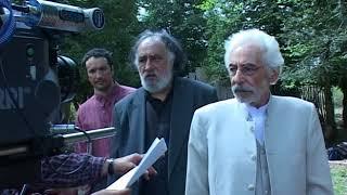 Behind the scenes of Mizak (Jamshid Mashayekhi) 2009/۱۳۸۸ (پشت صحنه فیلم می زاک (جمشید مشایخی
