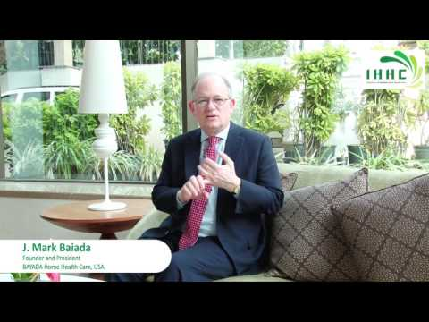 Mark Baiada, Founder of BAYADA Home Health Care's Interview