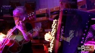 """Concert Dégustation """"Dans la Boite"""" avec Swazz Duo"""