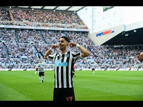 Newcastle United | Ayoze Makes Top Ten List