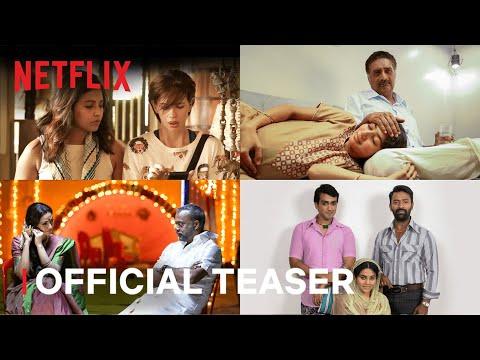 Paava Kadhaigal | Official Teaser | Gautham Menon, Vetri Maaran, Sudha Kongara & Vignesh Shivan