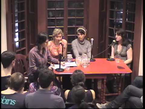 Kathleen Hanna, Sara Marcus, Katy Otto, and Beth Warshaw-Duncan discuss identity politics