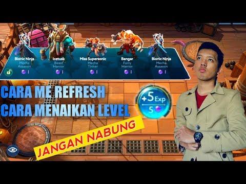 CARA REFESH/NGEROLL DAN CARA NAIK LEVEL YG BENAR-chess Rush Indonesia