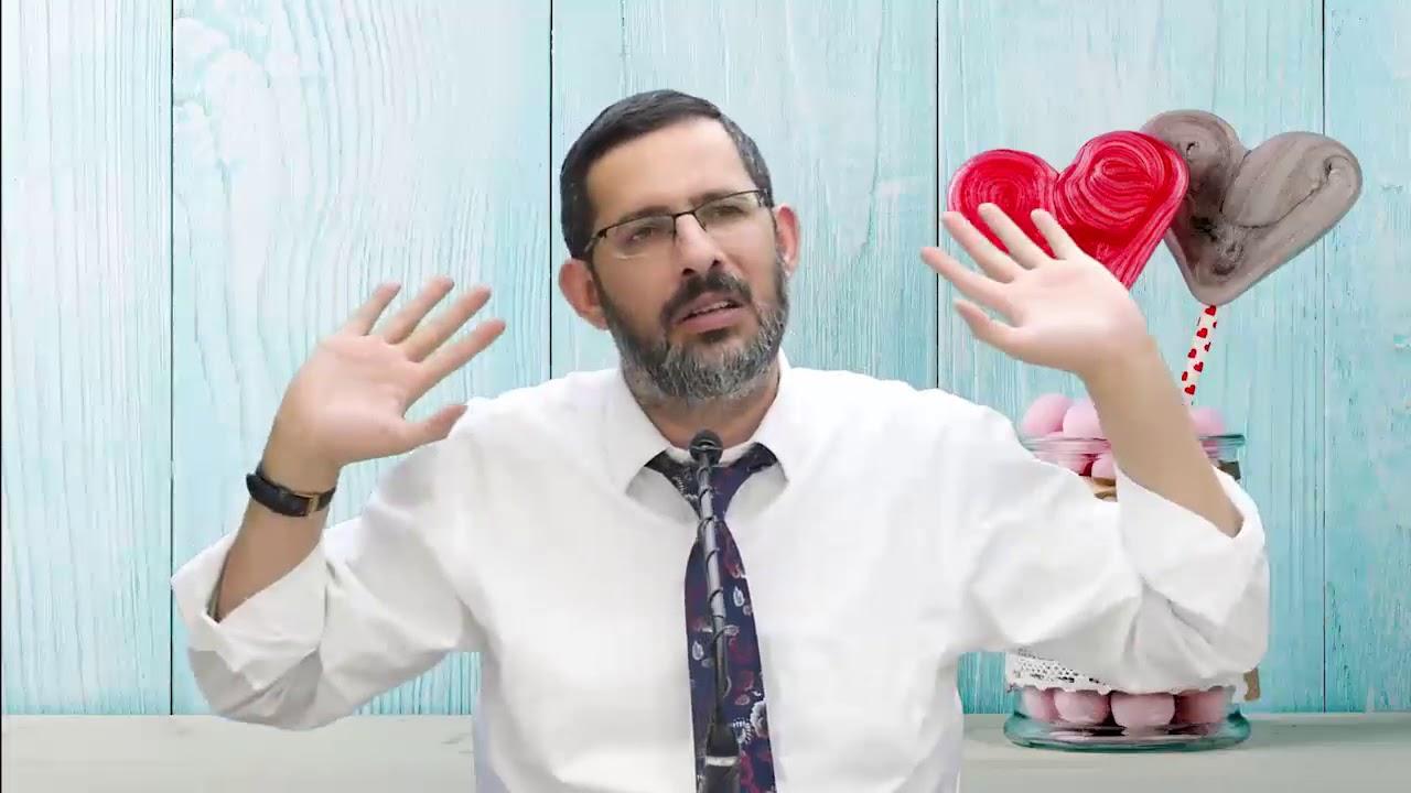 קצר וחזק: 90 אחוז מהגירושים - הרב יוסף חיים גבאי HD
