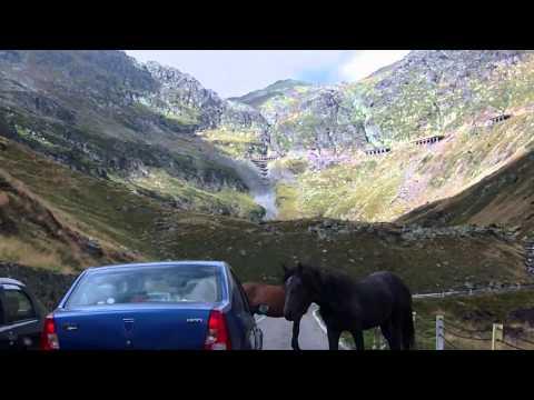 Road trip rumunsko - Transfagarasan