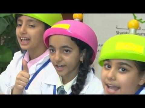 UAE Innovation Week: Child Creative and Innovative - Sharjah