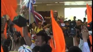 shb đ nẵng v địch v league 2012