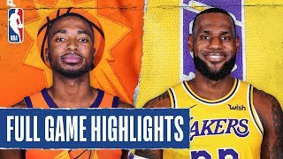 SUNS at LAKERS | FULL GAME HIGHLIGHTS | February 10, 2020