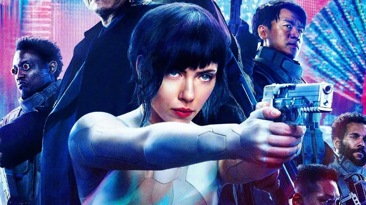 Ghost In The Shell 4k Ultra Hd Blu Ray Review 2017 Youtube