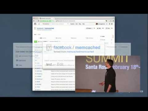 Collaboration Summit 2015 - Open Source at Facebook - James Pearce, Facebook