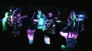 "The Cannibal Eaters  ""Spider""  Live 2012"