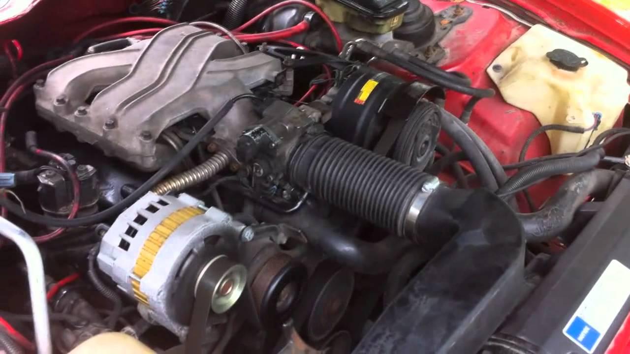 97 Chevy Alternator Wiring Diagram 1991 Firebird Wont Start And Wont Stay Running Thirdgen