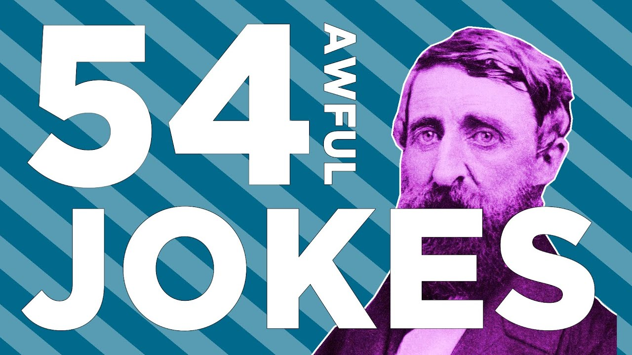 54 Jokes In Four Minutes