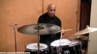Billy Drummond Demonstrates his composition DUBAI