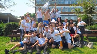 LAST EVER DAY AT SCHOOL!!!