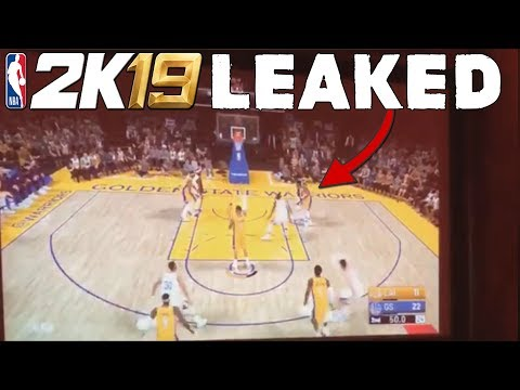 NBA 2k19 LEAKED GAMEPLAY RANT!! This junk is TRASH ALREADY!