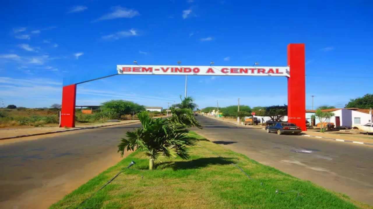 Hino do município de Central-BA - YouTube c2b44e44e03