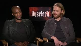 Overlord Stars Jovan Adepo and Wyatt Russell Interview