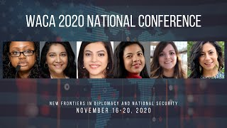 2020 WACA National Conference | Women of Color Advancing Peace and Security