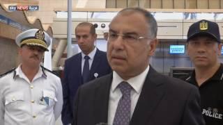 """""""فالكون"""" تبدأ في تأمين مطار شرم الشيخ"""