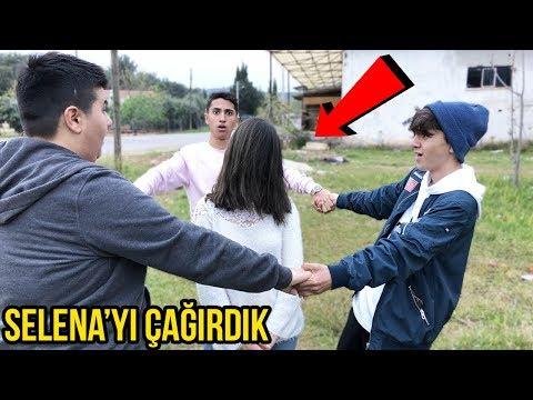 SELENA'YI ÇAĞIRDIK GELDİ! (ŞOK OLUCAKSINIZ)