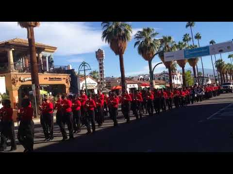 Palm Springs High School Marching Band