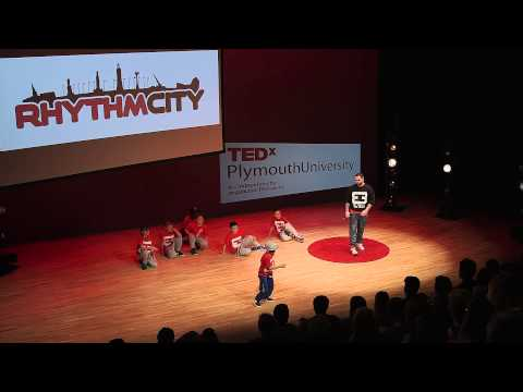 Beat Breakers - The impact of Street Dance | Chris Gilchrist | TEDxPlymouthUniversity
