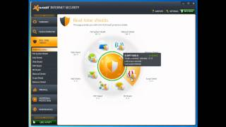 AVAST 7 Internet Security 2012