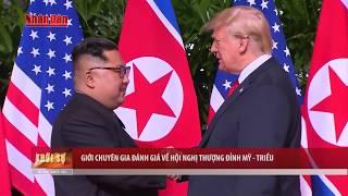Tin Thời Sự Hôm Nay (22h - 12/6/2018): Cuộc gặp thượng đỉnh Mỹ - Triều Tiên Lịch Sử