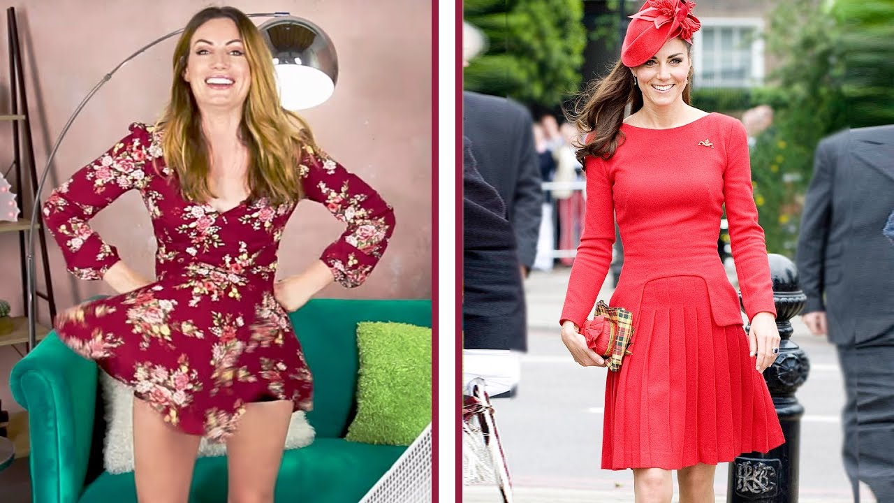 I Try Dress Weights Like Kate Middleton and The Royal Family