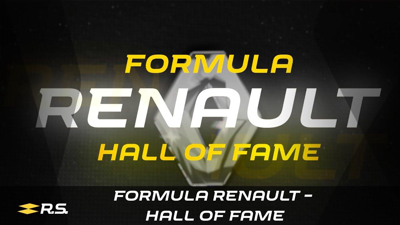 2020 Formula Renault - Hall of Fame
