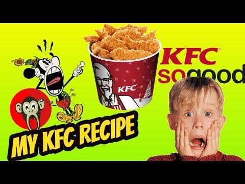 Рецепт KFC Раскрыт