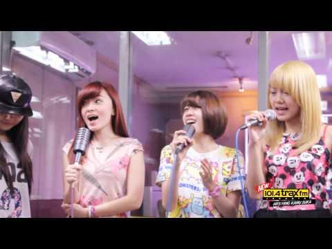 Trax FM #SALMON : Cherrybelle - Pura-pura Cinta