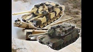 Zhorya RC Tank M1A2 Abrams