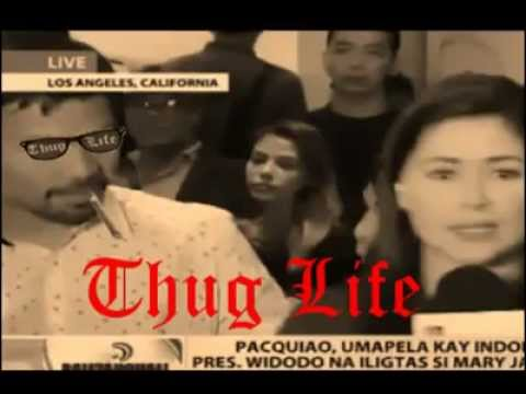 Manny Pacquiao Interview **Thug Life **