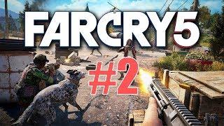 Far Cry 5 - бредни Иосифа Сида #2