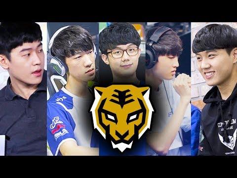 Ryujehong & Gido VS Miro, Fleta & Zunba (Stacked game with Team Seoul players)