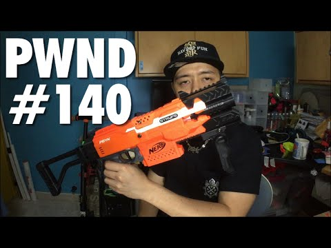 Nerf ATLAS MP-101 Stryfe + Easy Wiring Diagram EXPLAINED!