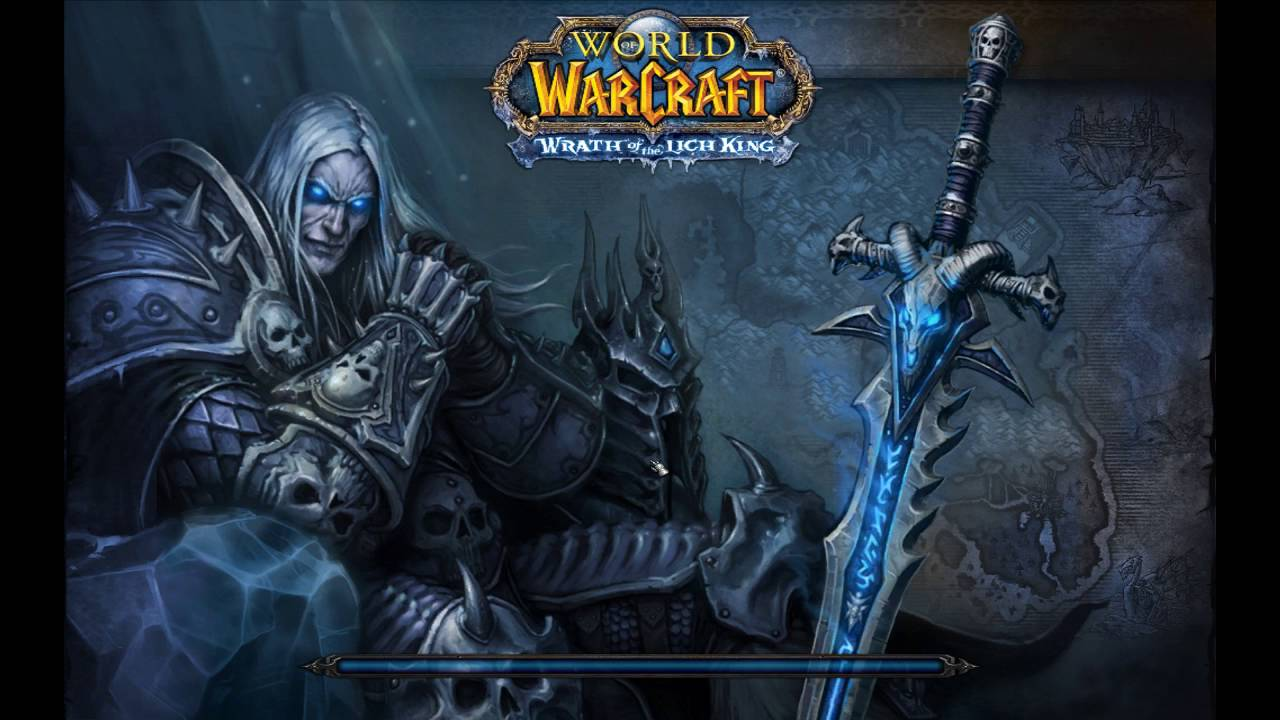 World of Warcraft Single Player – WotLK Repack - DKPminus